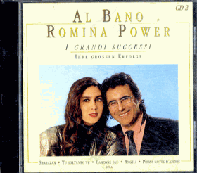 CD - 1/2 - Al Bano - Romina Power - I Grandi Suggessi