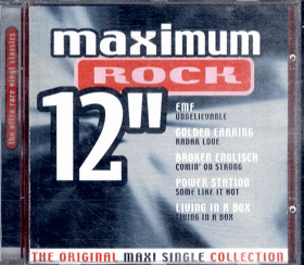 CD - Maximum Rock 12