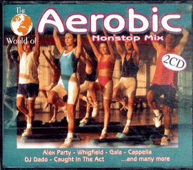 2 CD - Aerobic Nonstop Mix