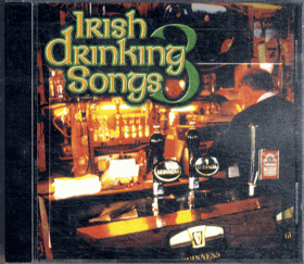 CD - Irish Drinking Songs 3