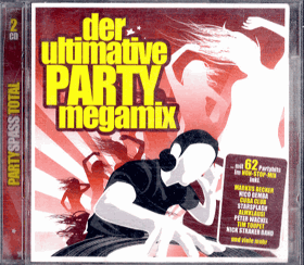 2 CD - Der Ultimative Party Megamix