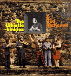 LP - The Whistle - Binkies - Ted McKenna
