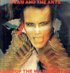 LP - Adam And The Ants - King Of The Wild Frontiers
