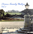 LP -  Strauss Family Waltzes Vol. 2