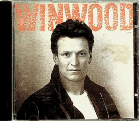 CD - Steve Winwood - Roll Withit