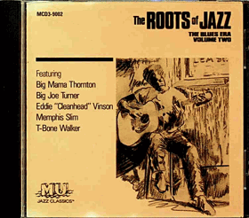CD - The Roots of Jazz - Zhe Blues Era