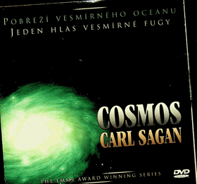 DVD - Carl Sagan - Cosmos
