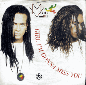 SP - Milli Vanilli - Girl I´M Gonna Miss You