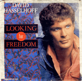 SP - David Hasselhoff - Looking for Freedom