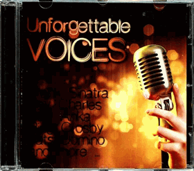 CD - Unfor Gettable Voices
