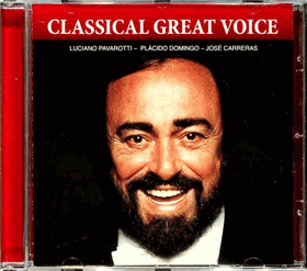 CD - Classical Great Voice