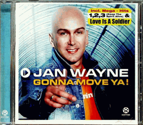 CD - Jan Wayne - Gonna Move Ya!