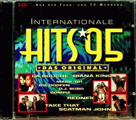 2 CD - Internationale HITS 95