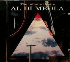 CD - Al Di Meola - The Infinite Desire