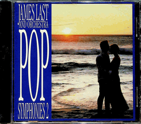 CD - James Last And Orchestra - Symphonies 2
