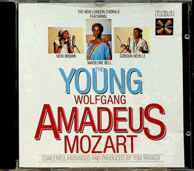 CD - The Young - Wolfgang Amadeus Mozart