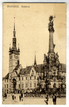 Olomouc - Radnice (pohled)