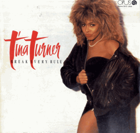 LP - Tina Turner - Break Every Rule