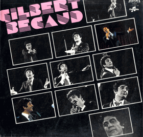 LP - Gilbert Becaud