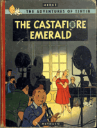 The Adventures Of Tintin - The Castafiore Emerald - Anglicky