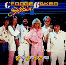 LP - George Baker Selection - Santa Lucia By Night