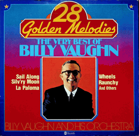 2 LP - Billy Vaughn Orchestra - 28 Golden Melodies