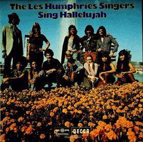 LP - The Les Humphries Singers Sing Hallejujah