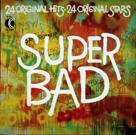 LP - 20 Original Hits - Super Bad